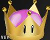 *V Bowsette Crown