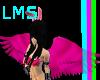 {LMS}pink wing