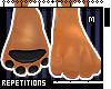 [rpts] Cute Paws [M] Blk