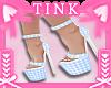 Babygirl Blue Heels