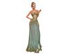 Jasmine Delight Gown