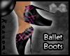 {Kas} Ballet Boots Pink