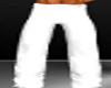 WHITE TUX PANTS {MALE}