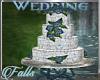 Falls Wedding Cake/Pose