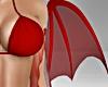 Devil Wings Red