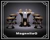 ~MG~ Club Table Set