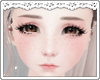 :3 Kawaii Head | Brown