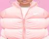 :B: KID puffer coat pink