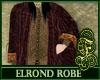 Elrond Robe Burgundy
