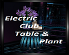 Electric Table with Plan