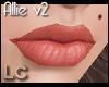 LC Allie v2 Ultra Lips