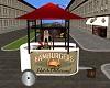 Hamburger Cart