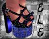 [Ele]ELECTRIC BLUE Heels