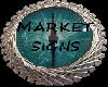 BR)MARKET SIGN HAMMER