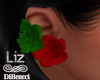 Patria Roses Earring