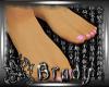 [B]pink toenails