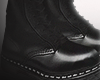 ✘Leather Boots