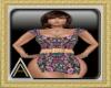 (AL)VitalyDressBlack XL