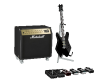 Elect. Guitar & Amp.