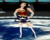 Wonder Woman Top V1