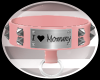 .:Mommy Collar:. Pink