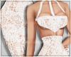 ,Highness Dress White