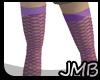 [JMB] Purple Fishnets