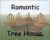 romantic tree house