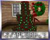 *Christmas present tree