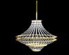Gold&Diamond chandelier