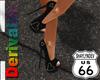 SD Derivable Heart Heels