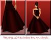 (TB) Red long skirt