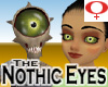 Nothic Eyes -Womens
