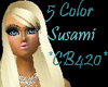 5 Color Susami