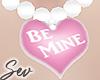 *S Valentine Necklace