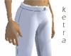 White Yoga Pant Huggiz