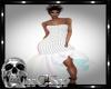 CS Tabby White Dress