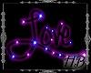 Love in purple