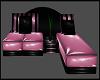 Gothic Pink Sofa