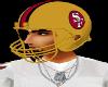 *BR* SF 49's helmet