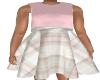 KidS-Pink Plaid Dress