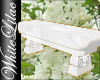 WL~RGold Wedding Bench