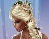 Bridal Hair Angel White