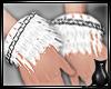 [CS] Chained Fur Cuffs