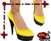 Basic Stiletto Yellow