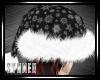 """ B/W Xmas Hat"