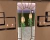 LH Haning Lamp w Plants