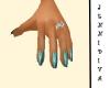 Ocean Breeze Nails