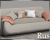 Rus Burke Beanbag Couch