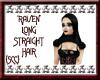 {SCC}Raven Long Straight